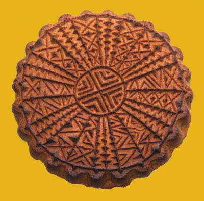 Traditional Russian Woodcarving Cookie Molds Ancient Symbols